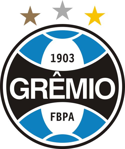 fdb9c4edec O que representam as 3 estrelas no escudo do Grêmio  - Sangue Azul