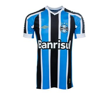 Fotos da coleção do Grêmio - Umbro 2015 - Sangue Azul 935a9fccbc590