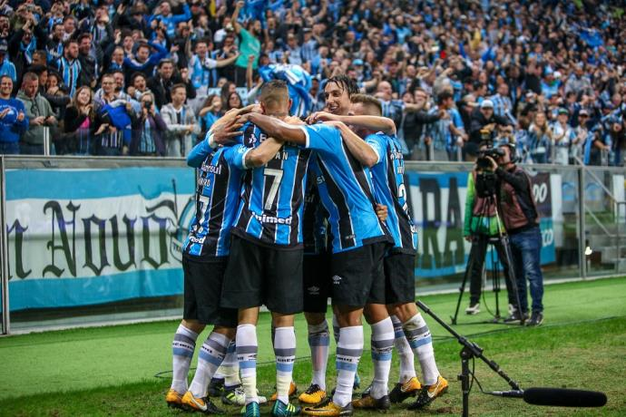 Revista Forbes elege Grêmio como o segundo clube mais ...