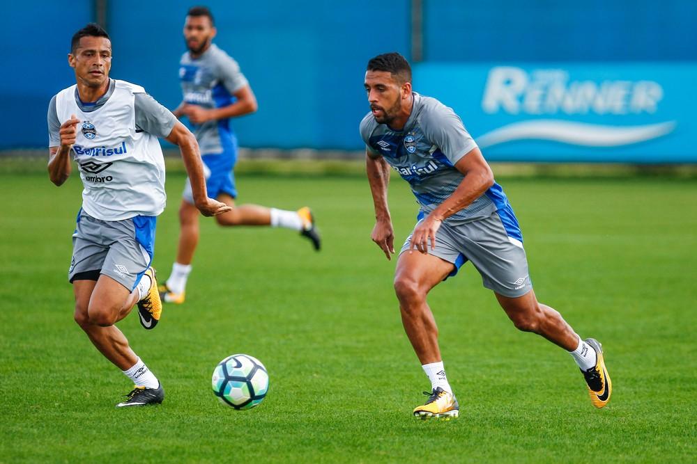 Grêmio se reforça com volta de lesionados e recupera time ideal para ... ca9952b264407