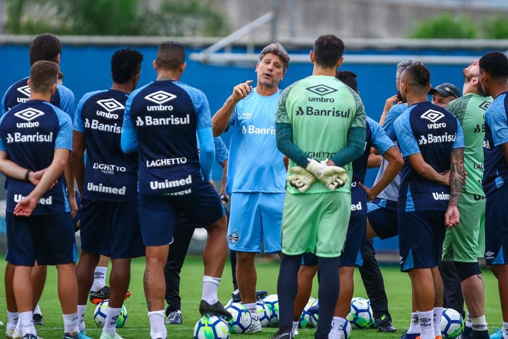 Grêmio acumula cinco lesões em uma semana e perde opções em reta ... 2bbbe833dd1dd