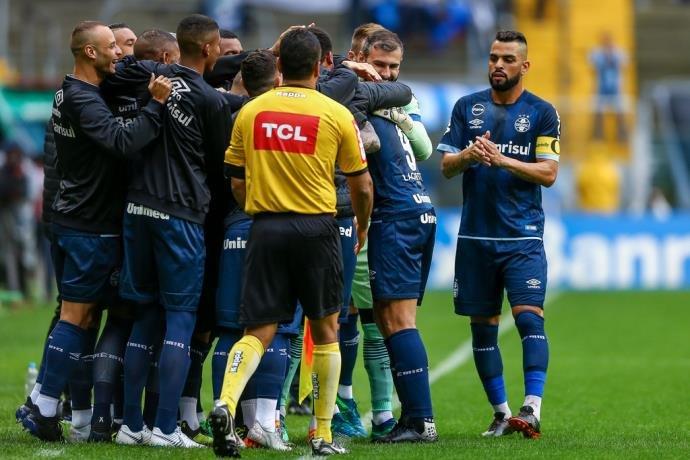 Grêmio espera por Maicon para definir time contra o Santos - Sangue Azul c4eec6f5e8862