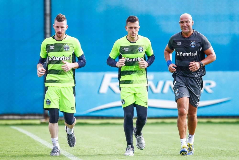 69db9b57fa Preparador do Grêmio fala sobre saída de Grohe